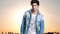 Adam Lambert. Photo by Lee Cherry