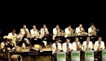 Big Band performing