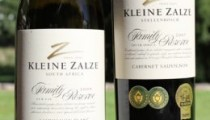The Klein Zalze Wine Labels