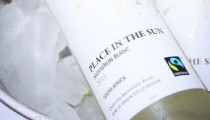 Picture of the Places in the Sun wine label